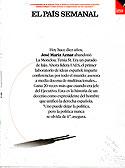 El País Semanal 13/04/2014