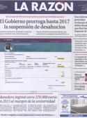 La Razón 28/02/2015