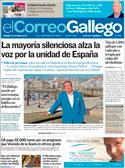 Correo Gallego - 8 de octubre de 2017