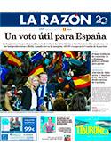 La Razón - 27 de abril de 2019