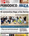 Periódico de Ibiza y Formentera. 25 marzo 2020